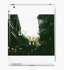 New Orleans Square  iPad Case/Skin