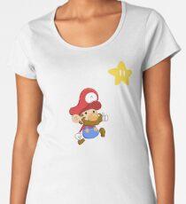 Itsa Me Mario Women's Premium T-Shirt