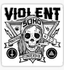 Violent Soho Sticker