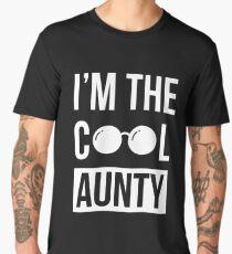 I'm The Cool Aunty - Aunt, Aunties, Family, Aunt Life Men's Premium T-Shirt