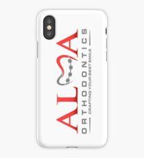 Alma Orthodontics iPhone Case/Skin