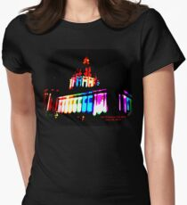 Pride Night, San Francisco City Hall - June 2015 Fitted T-Shirt