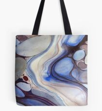 River Rock Flow Tote Bag