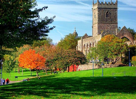 Castle Park, Bristol, ENGLAND by kojobar