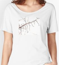 BUDDING BRANCH Relaxed Fit T-Shirt