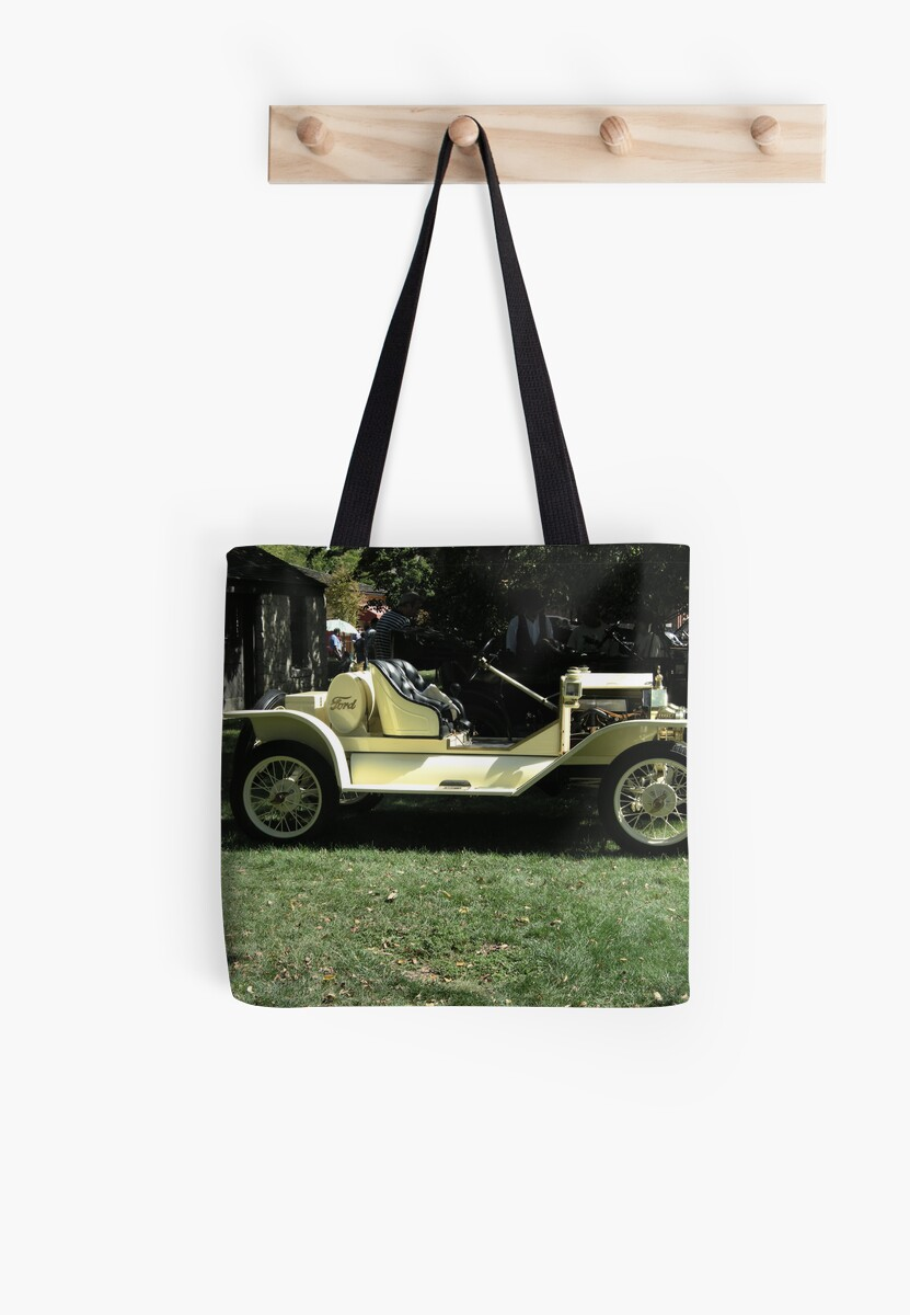 YELLOW FORD PRE 1915 by dmsquare