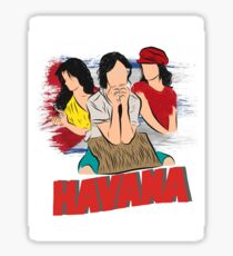 Camila Cabello - Havana Sticker