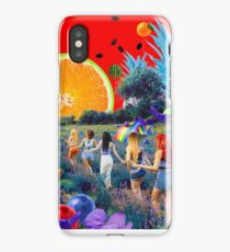 The Red Summer iPhone Case/Skin
