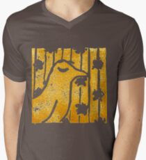 Gold Bird Asleep T-Shirt