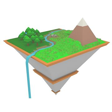 Low Poly Island by HunGARE