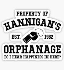 Annie - Miss Hannigan Sticker
