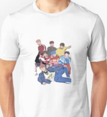 BTS Slim Fit T-Shirt