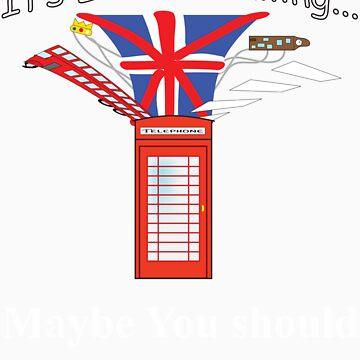 It's London Calling... by tman