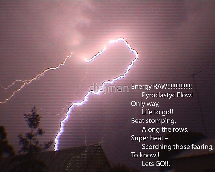 Energy RAW!! by didjman