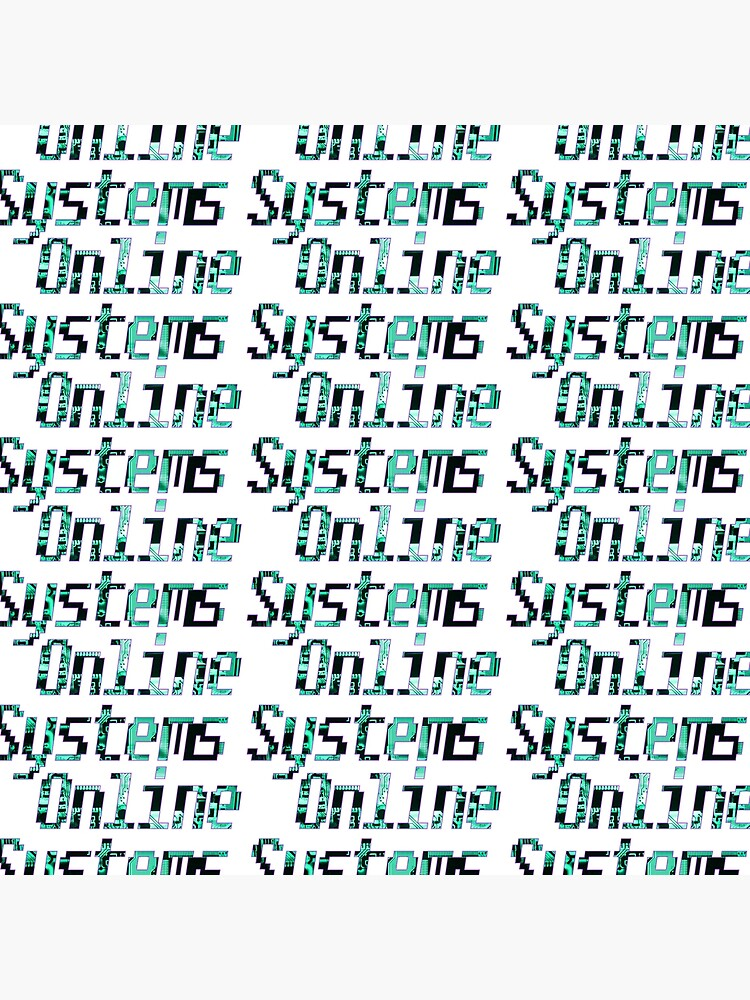 Systems Online Logo by MURD3RUS