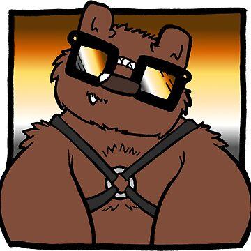 Nerd Kink - Bear Pride by SquareBearsComc