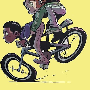 max and lucas stranger things2 by timmanta2