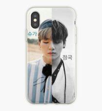 Suga and Jungkook BTS iPhone Case