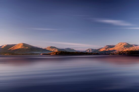 Lomondscape by Thistle Images
