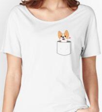 Pocket Pupper Women's Relaxed Fit T-Shirt