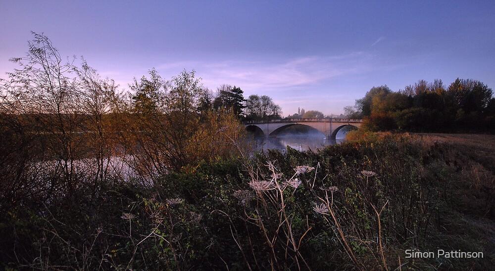 Cressage Bridge by Simon Pattinson