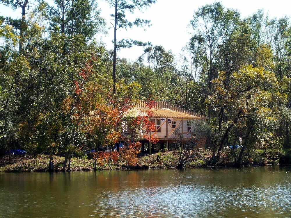 Tree House Update by DottieDees