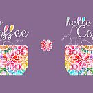 Hello Coffee by Lesley Smitheringale