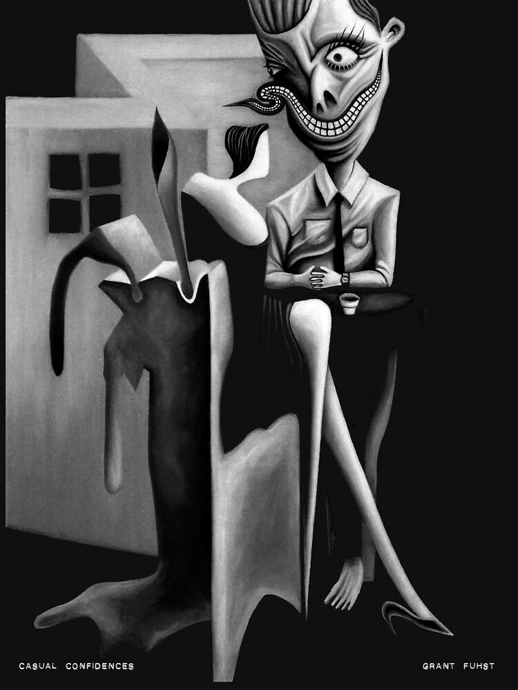 Casual Confidences by scarecrow63