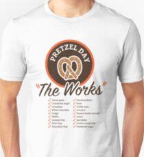 Pretzel Day Unisex T-Shirt