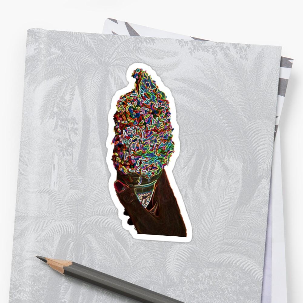 Ice Cream Cone by artmogi