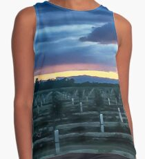 ORDER AT END OF DAY Sleeveless Top
