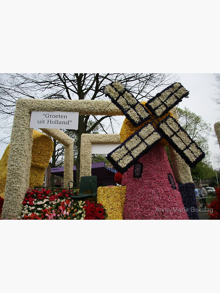 Flower Parade - Greetings from Holland by amb1946