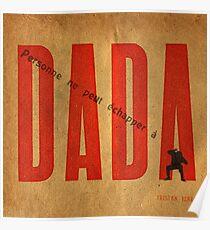Personne ne peut échapper à DADA .3 Poster
