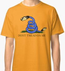 Funny Net Neutrality Don't Tread on Me Ethernet Internet Classic T-Shirt