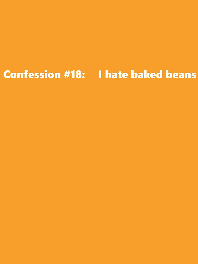 Confession #18 by newbs