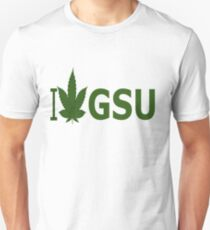 I Love GSU Unisex T-Shirt