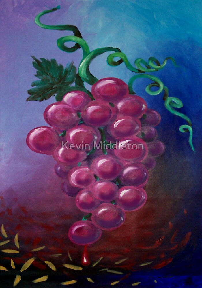 Grapes by Kevin Middleton