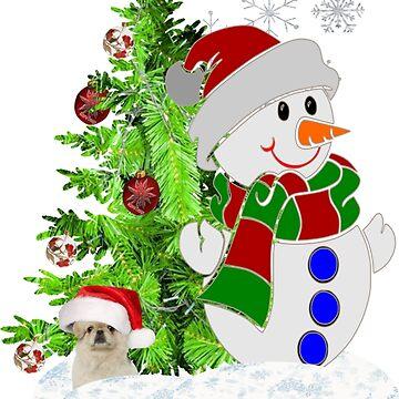 Lets build a Snowman ( 199 Views) by aldona