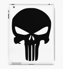 The Black Skull iPad Case/Skin