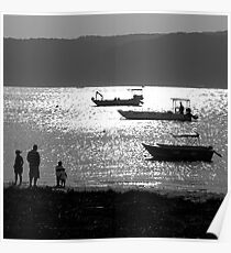 Pittwater Poster
