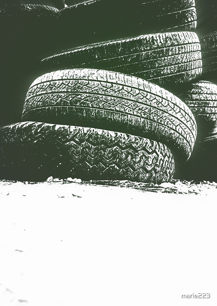 Tires 3 by marie223
