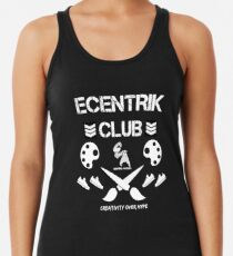 Ecentrik Club Women's Tank Top