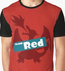 Splatfest Team Red v.2 Graphic T-Shirt