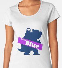 Splatfest Team Blue v.2 Women's Premium T-Shirt