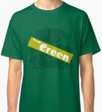 Splatfest Team Green v.2 Classic T-Shirt