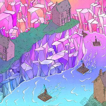Crystal River by MoonDropKingdom