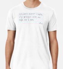 Grades Premium T-Shirt