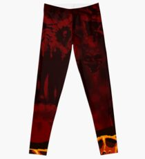 Earthworm Jim - Evil's Cave Leggings