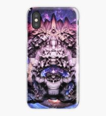 """FistVision: """"Cosmic Goddess"""" Psychedelic Space Art T-Shirt iPhone Case/Skin"""