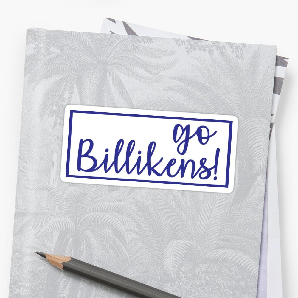 Go Billikens SLU  by annxva